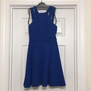 B Darlin' Royal Blue Size 1/2 Dress